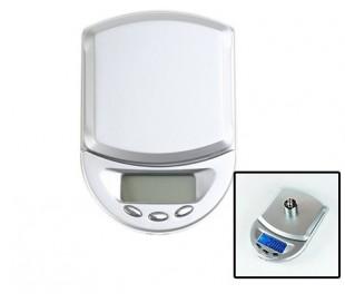Balanza digital de precisión diamante 0,1 a 500 gramos