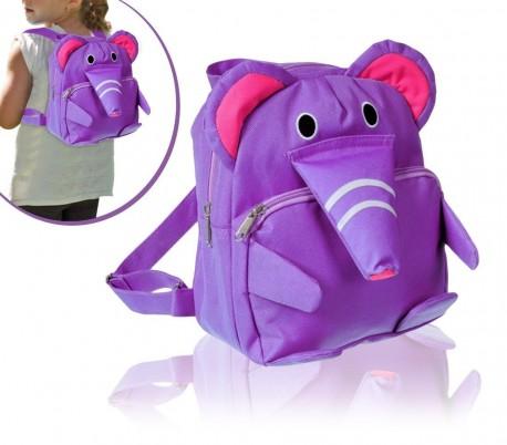 Mochila infantil escolar SOFT ANIMAL (diferentes colores y modelos a elegir)