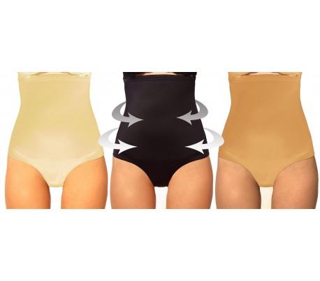 Pantalón adelgazante - Pantalón reductor , Color piel 3 tallas BODY