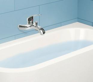 Grifo mezclador de baño monomando 13682