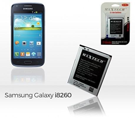 Batería compatible con Samsung Galaxy Ace y siguientes - MAXTECH batería Li-ion 1350mAh T012
