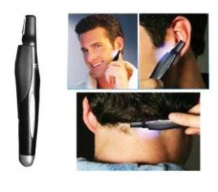 Micro touch magic maquinilla de afeitar hombre patillas mod negro