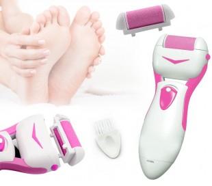 Máquina para eliminar las durezas de los pies ROSA - Instrumento eléctrico de pedicura - Elimina las callosidades 619829