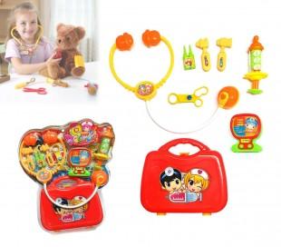 Maletín infantil con accesorios de medico 373023