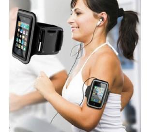 Banda deportes brazo para el iphone