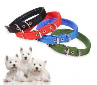 Collar para perros en diferentes colores (58 x 3 cm) mod. PHOENIX – TALLA M