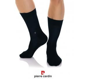 MWS1943 PC REGALO Pack de 6 pares de calcetines de COLORES  hechos de algodón PIERRE– CARDIN Ropa interior masculina