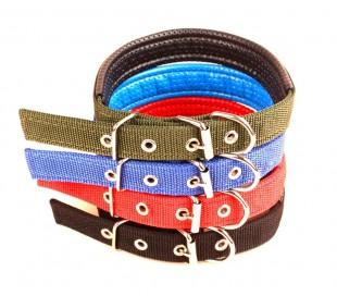 Collar para perros en diferentes colores (38 x 2 cm) mod. PHOENIX - TALLA S