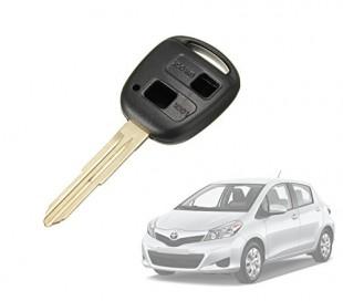 Carcasa para llave de coche con control remoto compatible con TOYOTA (3 botones)