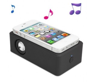 Mini altavoz speaker para movil mp3 samsung ipod iphone, portátil.