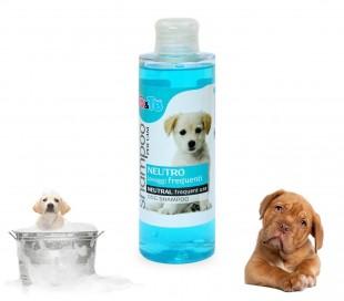 Champú / Suavizante de aceite de argán y pantenol para perros de pelo corto (200 ml) IO&TE