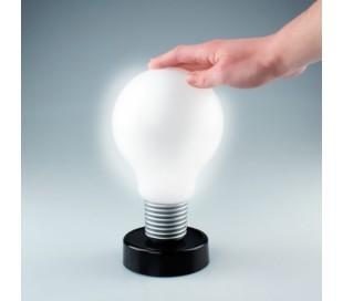579627 Lámpara LED en forma de BOMBILLA GIGANTE con sistema push