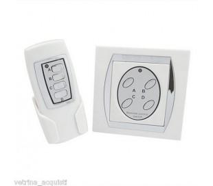 Interruptor con mando a distancia wireless 4ch