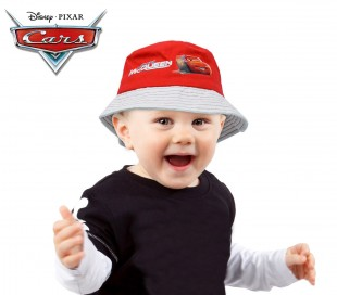 305879 Sombrero infantil tipo pescador con diseño CARS