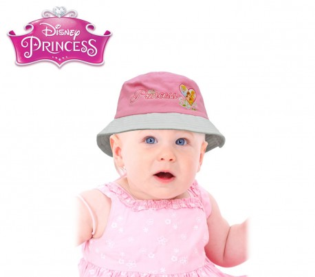 305878 Sombrero infantil tipo pescador con diseño PRINCESAS DISNEY