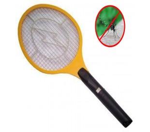 Raqueta a pilas mata moscas, mosquitos, arañas e insectos