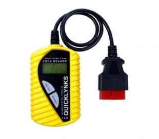 Kit diagnóstico coche universal OBD2 OBDII lector código dispositivo T40