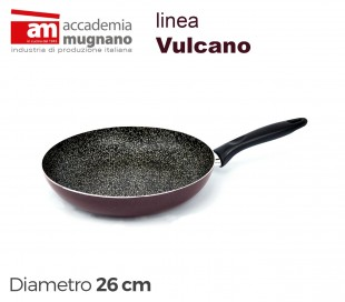 VUPDL26 Sartén antiadherente - Accademia Mugnano linea Vulcano 26cm ef