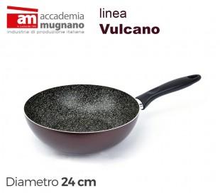 VUSLT24 Sartén saltapasta antiadherente - Accademia Mugnano linea Vulc