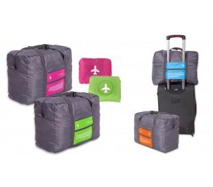 Bolsa de mano - equipaje de mano plegable con capacidad para 32 kg