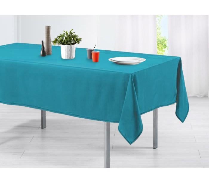 Mantel para la mesa de algod n 150x200 en varios colores - Mantel para mesa exterior ...
