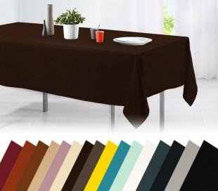 Mantel para la mesa de algodón 150x200 en varios colores