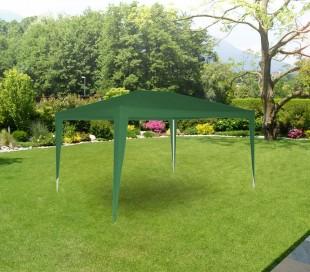 GR-DL-G7004 Pérgola para jardín con marco de acer en varios colores (2x3 m)