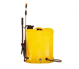 Nebulizador de hombro para jardín - 12V batería 12AH 18 LITROS