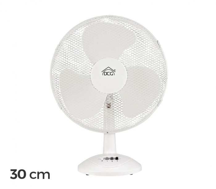 Ve9030 dcg 3 ventilador lamas horizontales 30 cm de - Ventilador de columna ...