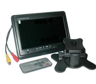 Monitor lcd tft 7' reposacabezas y vigilancia mod 2