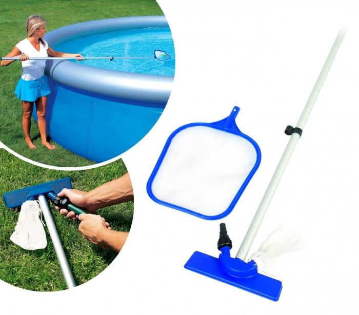 58013 kit de limpieza est ndar para piscinas todo tipo de for Limpieza de piscinas