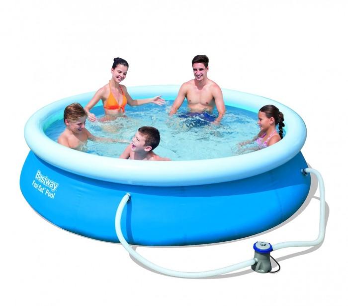 57270 piscina redonda hinchable bestway 305 x 76 cm pvc