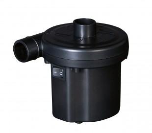 62097 Mini Compresor bomba Bestway 3 válvulas con el adaptador coche de 12V