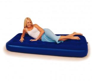 67000 Colchón inflable Bestway azul 185 x 76 x 22 cm