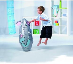 52152 Pungiball inflable Bestway para niño y niña en 3 animales