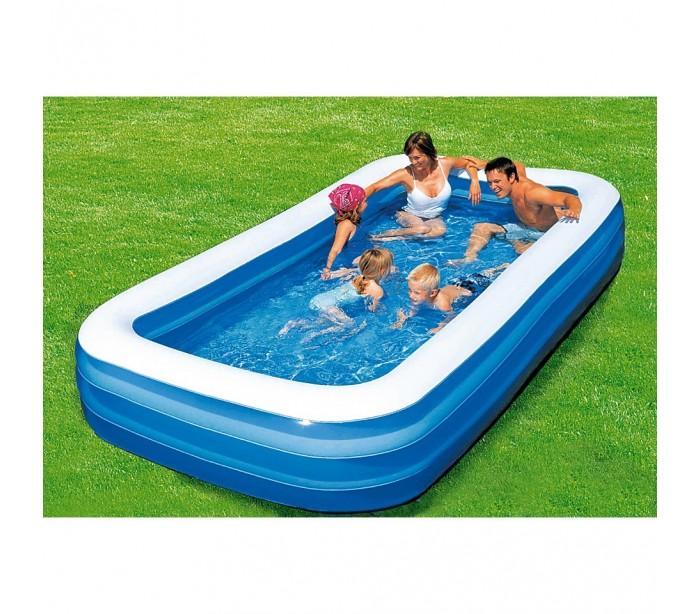 piscina hinchable familiar 305x183 cm