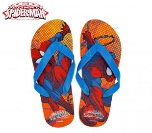 MV92267 Chanclas infantiles de goma con motivo de Spiderman 05840da9794