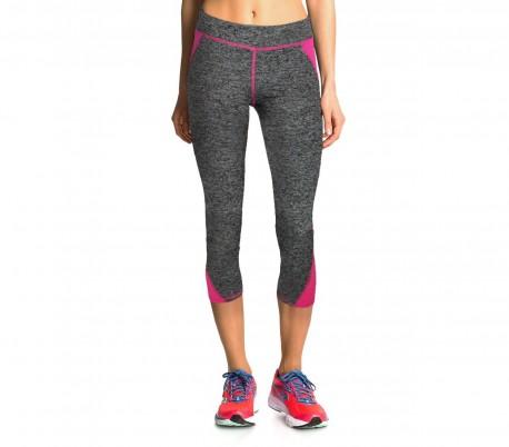 ccf366546ec20 H722 Leggings deportivos para mujer de tejido técnico para el gimnasio