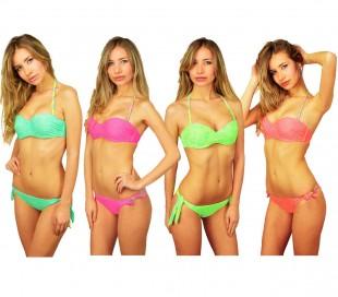 XS5071 SWAMP-Bikini mujer diseño trasero de leopardo MWS AHEAD - Col. Sensation