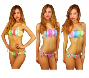 KL211 SWISH – Bikini para la mujer en diferentes tallas y colores