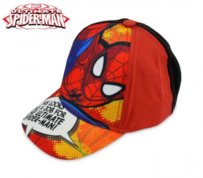 MV92263 Gorra para niños de Spiderman ajustable y con visera 363482bf764